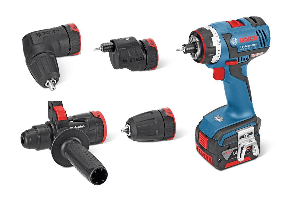 Bosch Flexiclick GSR 18 V-EC FC2