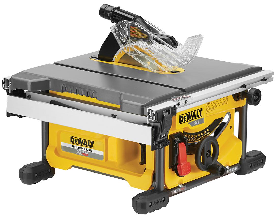 DeWalt DCS7485 batteridrevet bordsag