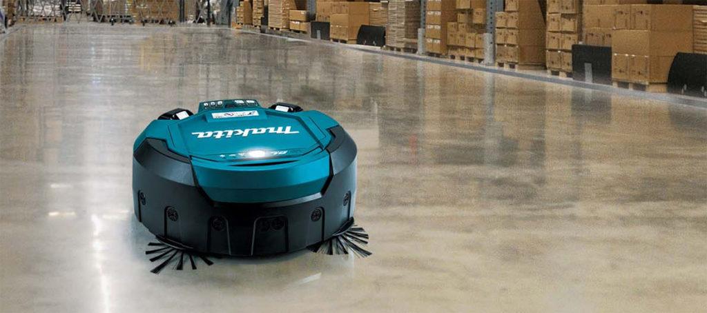 Makita DRC200 robotstøvsuger