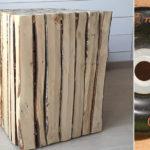 Kaffebord DIY Arbortech Turboplane