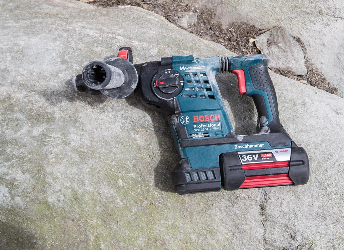 Bosch borhammer sds max