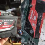 batterier verktøy bagasje fly