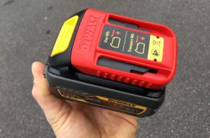 Dewalt XR Flexvolt 54V batteri
