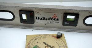 Hultafors MST 180 - gammel versjon