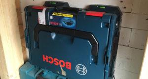 Bosch L-Boxx charging bay ladekrybbe
