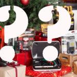 verktøy i julegave er vanskelig (Foto: Jernia)