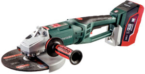 Metabo LIHD batteri 230 mm vinkelsliper