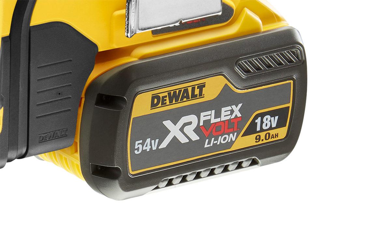 Dewalt XR Flexvolt 9 Ah batteri