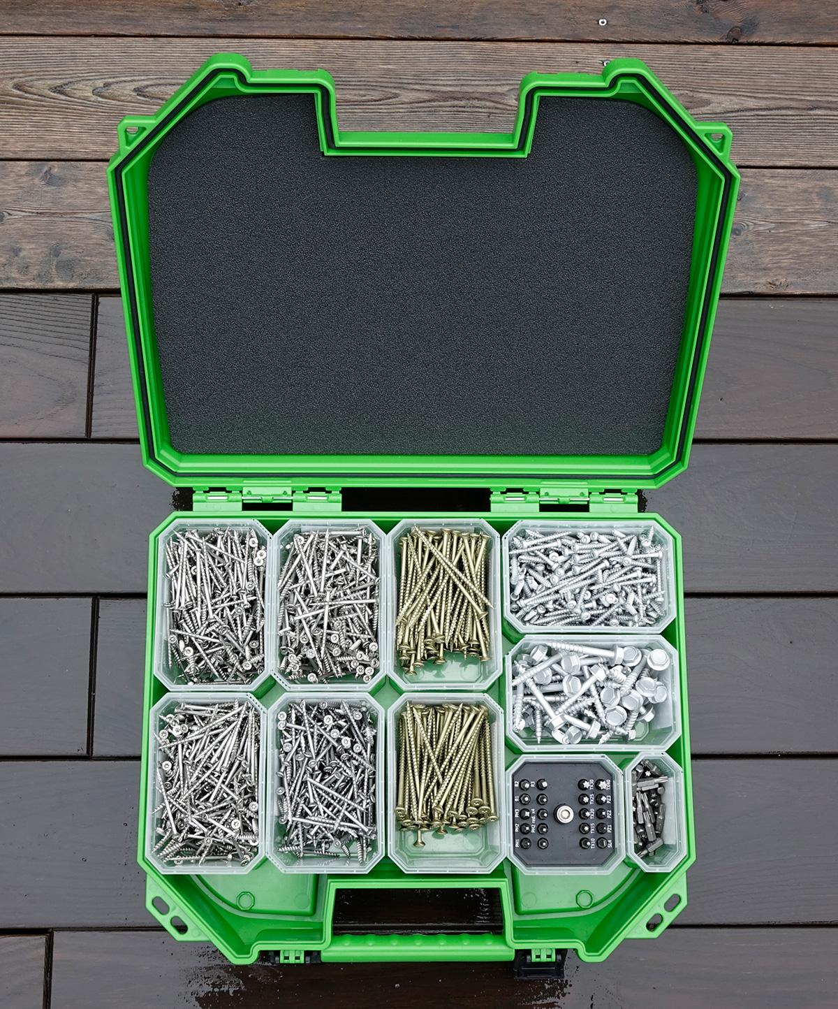7ae3f32ea Essbox koffert kommer i ny versjon - mindre og smartere - Verktøy 24