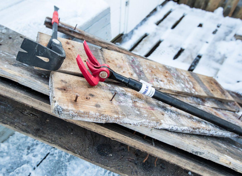 b37a0ee1b Test: Demontering av paller blir en lek med dette verktøyet – Verktøy 24