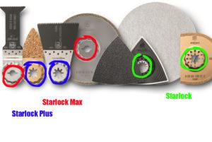 Starlock, Plus og Max