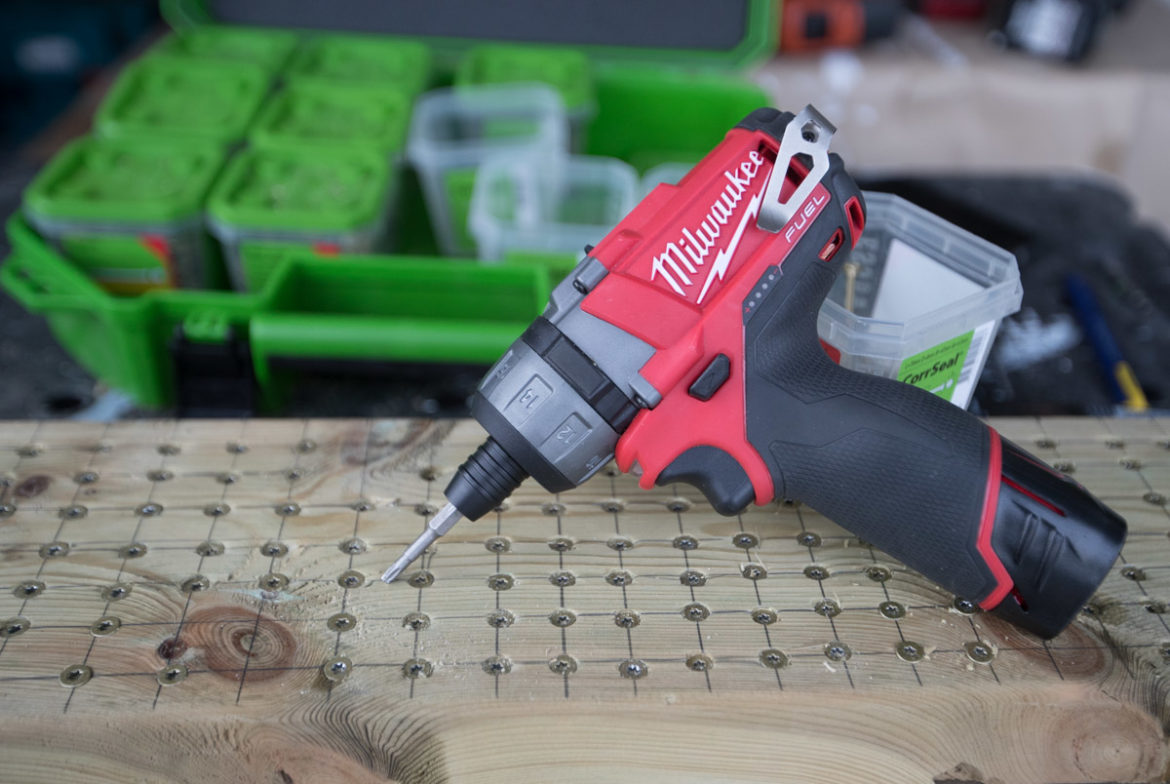 Milwaukee M12 Fuel CD