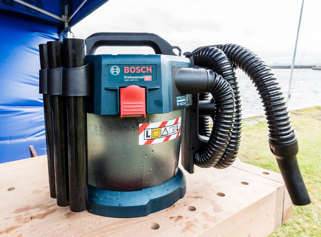 Større støvsuger på ryggen Makita DVC660 Verktøy 24