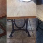 Bohus spisebord fikk nytt liv