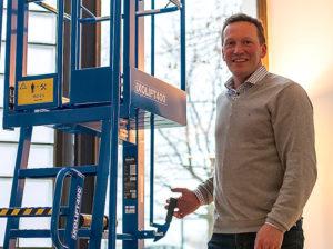 Johan Friis, Ixolift