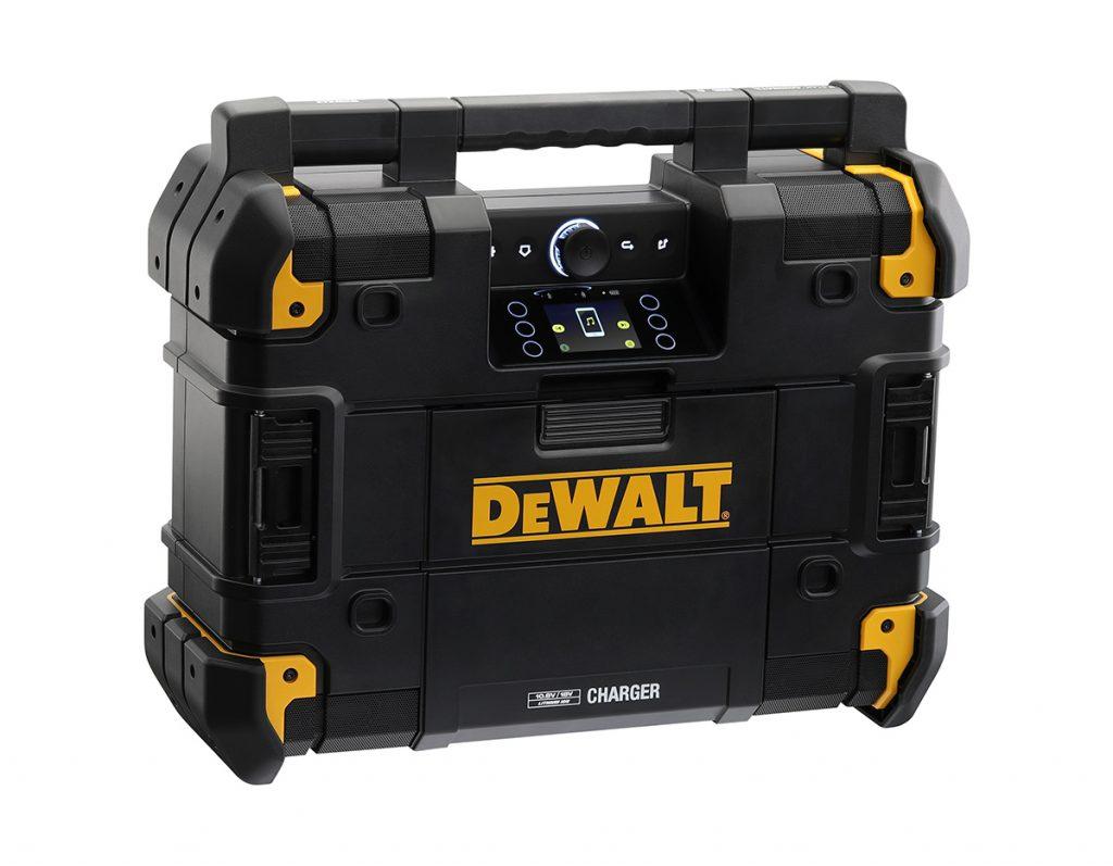 Dewalt DWST1 Tstak radio, med DAB+.