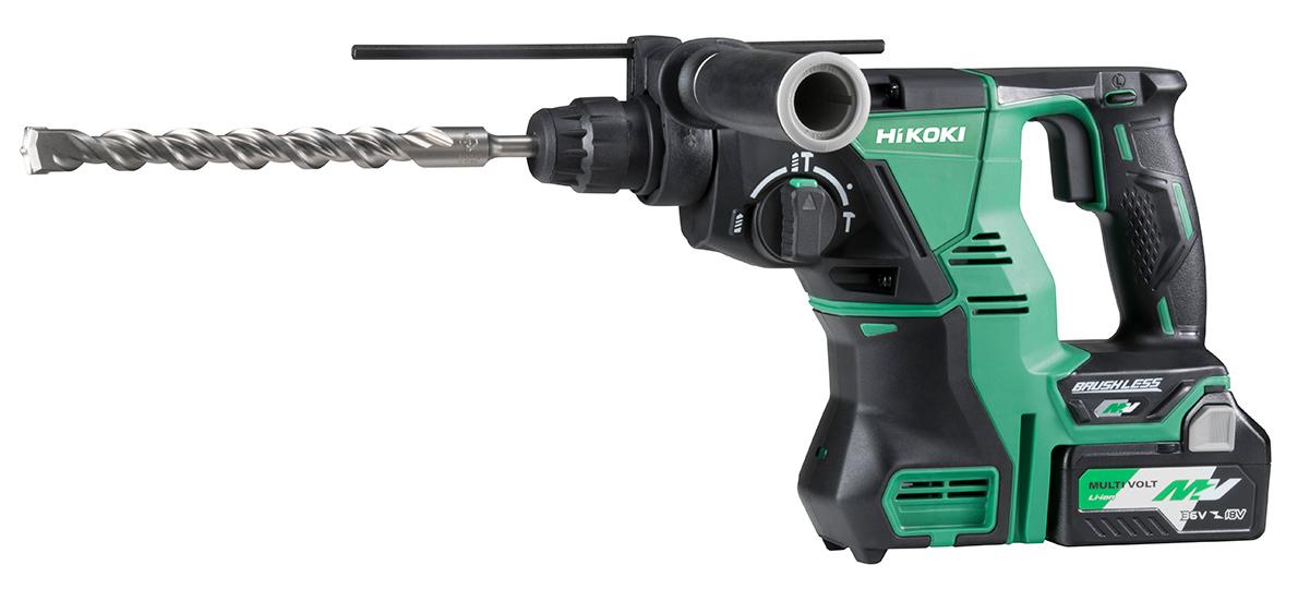 Hitachi / Hikoki DH36DPA SDS Plus kombihammer