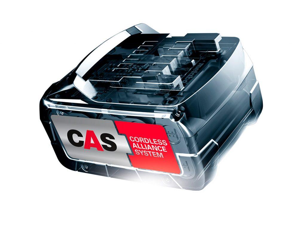 CAS batteri