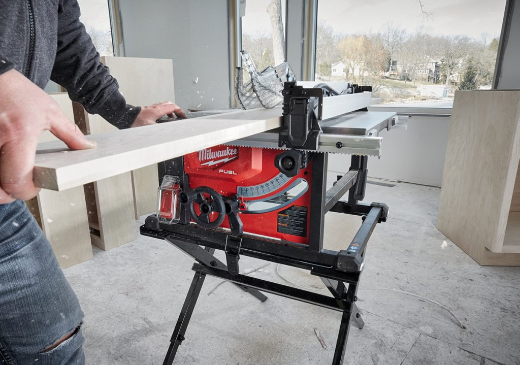 Milwaukee M18 Fuel bordsag