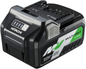 Hitachi Hikoki Multi Volt batteri