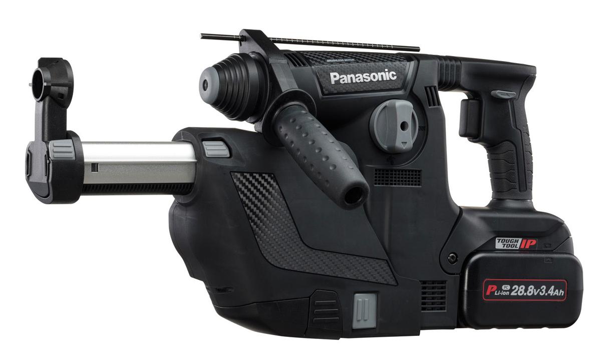 Panasonic EY7881 kombihammer