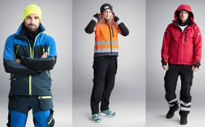 2018-nyheter fra Snickers Workwear.