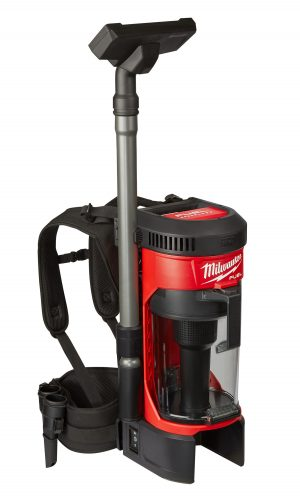 Milwaukee M18 Fuel BPV støvsuger.