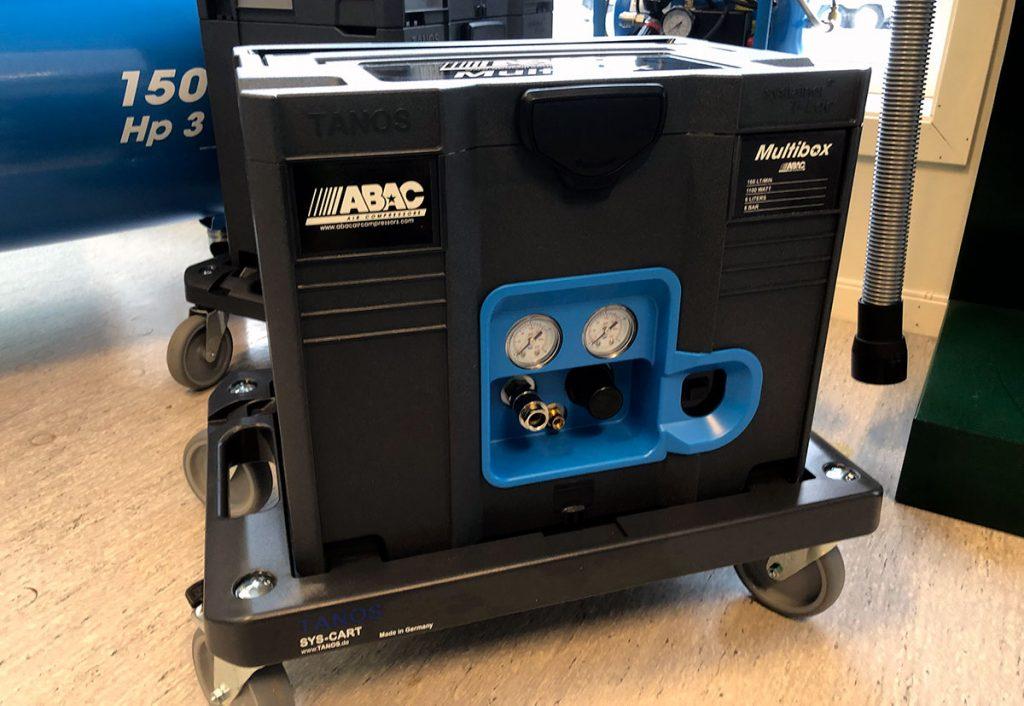 Abac Multibox kompressor.