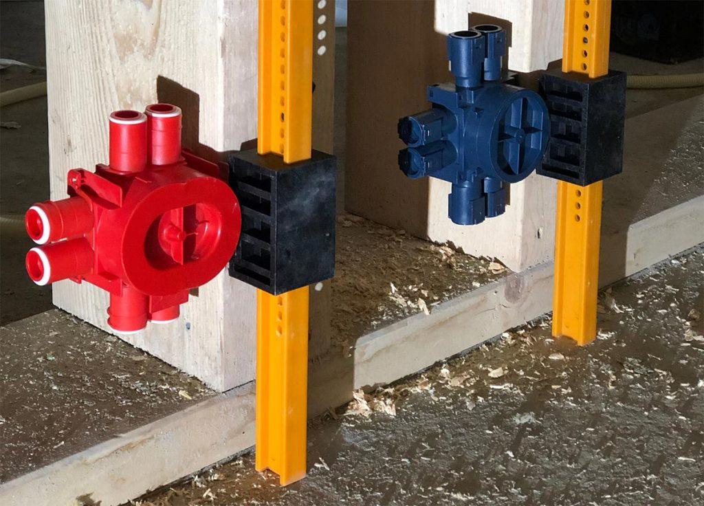 Veggboksmontøren forenkler veggboksmontering