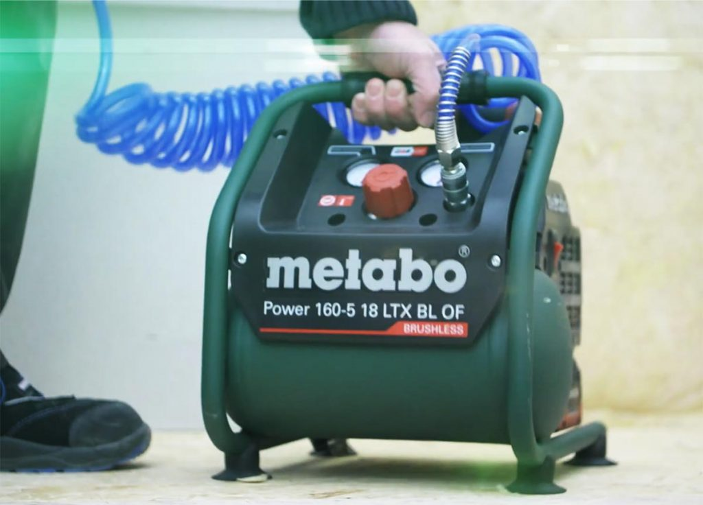 Metabo Power 160-5 18 LTX