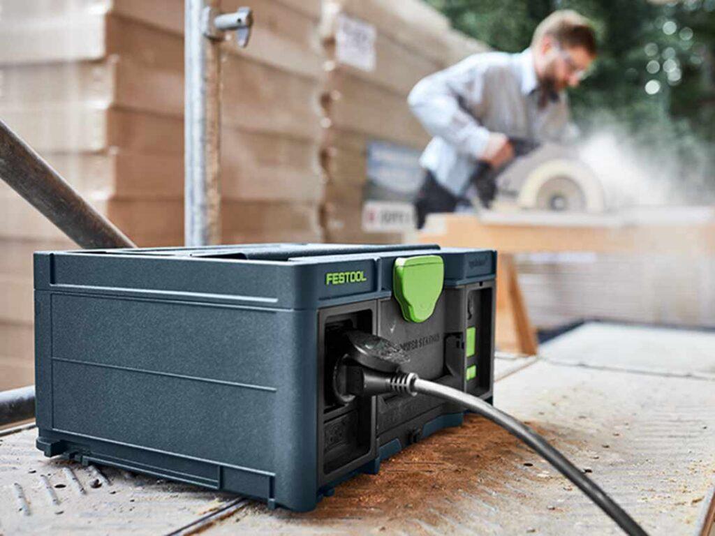 Festool SYS-Powerstation batteribank