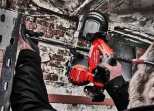 Milwaukee M12 båndsag